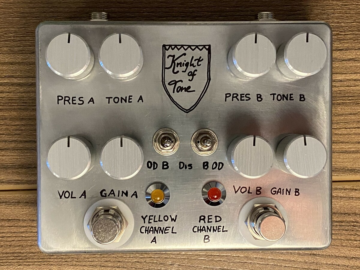 Knight of Tone Overdrive