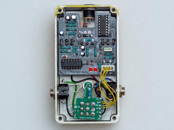 Engineers Thumb - Compressor