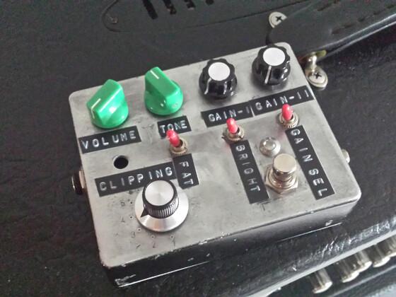 Modded Screamer 808