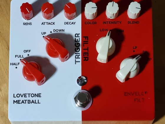 Meat Sphere - Lovetone Meatball clone