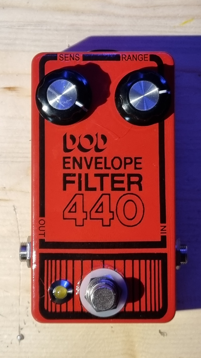 CDXL Classic - DOD 440 Envelope Filter