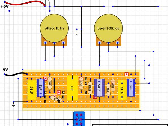 Sola Sound Tone Bender Professional MKII - OC81D Version