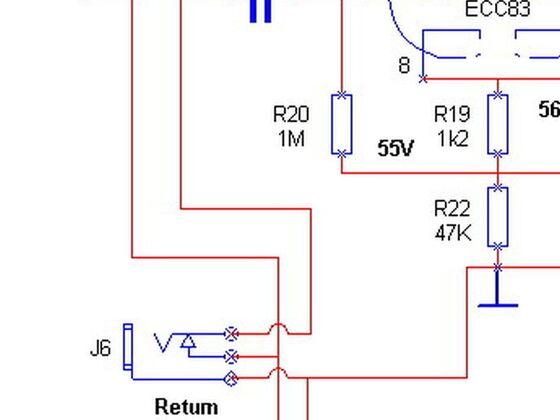 Passiver Einschleifweg für den M15Mk1 / passive effects loop for the M15Mk1