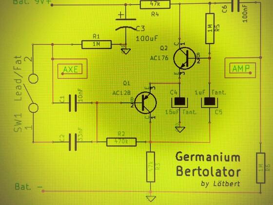 Germanium Bertolator