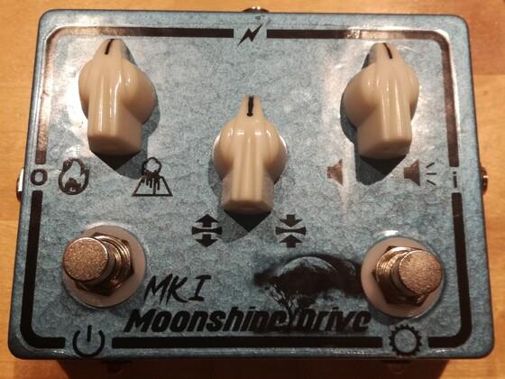 Moonshine Drive MK I