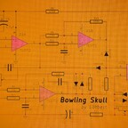 Bowling Skull