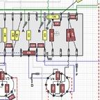 Madamp A15Mk1 to Mk2 conversion - main board