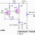 Sola Sound - Tone Bender