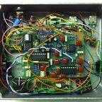 EchoMachine (PT80 modded) - Innenleben