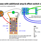 Bypass with additional amp & effect switch v1.1