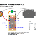 Bypass with remote switch v1.1