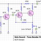 Sola Sound - Tone Bender Professional MKII